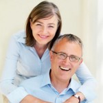older patients with dental implants