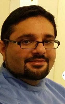 Dentist Harminder Sehmi